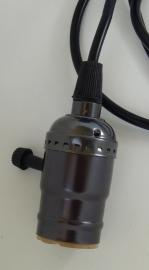 AHL4659 Snoerlamp - zwart