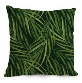 Kussenhoes Tropical - groen