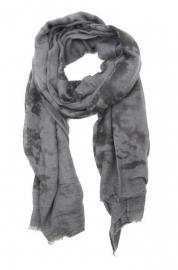Sjaal Dots - grijs
