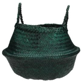 Zeegrasmand - groen