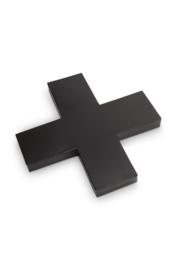 Cross, metaal - zwart
