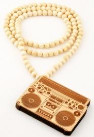 (Deco) ketting Radio