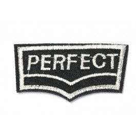 Patch Perfect - zilver
