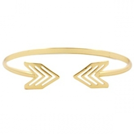 Armband Arrow - goud