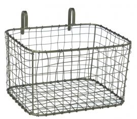 Hangmand, wire - antiek koper