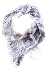 tr131 Sjaal Birds