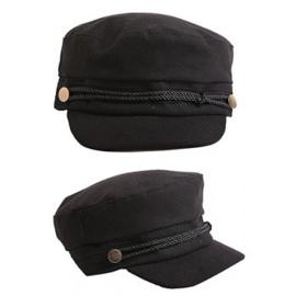 Sailor Cap - zwart