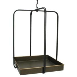 (Planten) tray, hangend