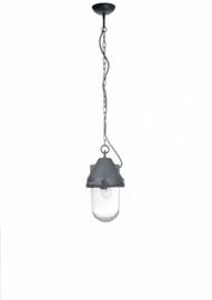 L294 Industriële hanglamp, grijs