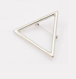 Broche Triangle