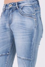 Karostar Jeans, lichte wassing