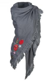 Sjaals en sieraden