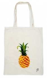 Tote bag Pinapple