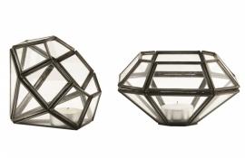 Waxinelichtje Diamond