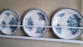 Set van 3 vintage borden