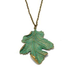 Ketting Green Leaf