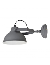 Wandlamp Urban, vintage grey
