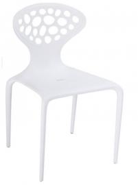 Miniatuur stoel, wit