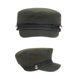 Sailor Cap - groen