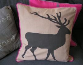 Kussenhoes Deer