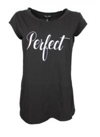T-shirt Perfect - zwart