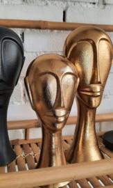 Head, goud - L