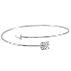 Armband Arrow - zilver