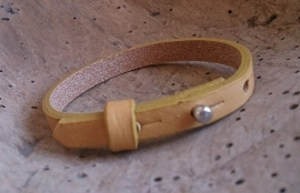 1788 Leren Cuoio armband -  yellow gold