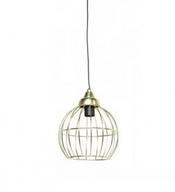Hanglamp Benthe - goud