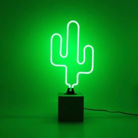 Neonlamp Cactus