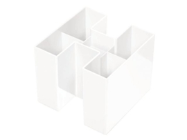 Pennenbak/opberger H - wit