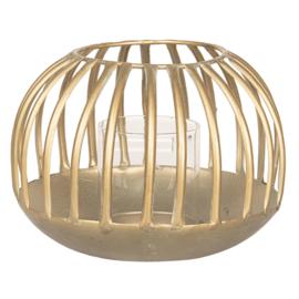 Ronde lantaarn, brons
