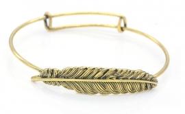 Armband Veer - goud