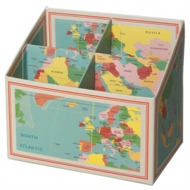 2828 Pennenstandaard World Map