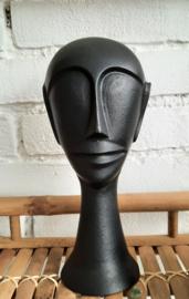 Head, zwart - L