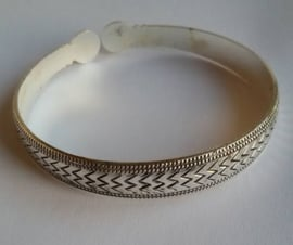 Bohemian Bangle Zigzag - smal