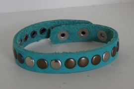 001S Armband Studs - Aqua