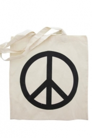 Tote bag Peace