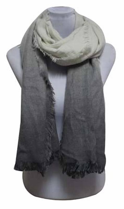 Sjaal Dye - grijs
