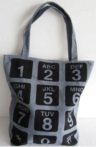 Shopper Phone - grijs