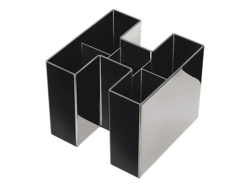 Pennenbak/opberger H - zwart
