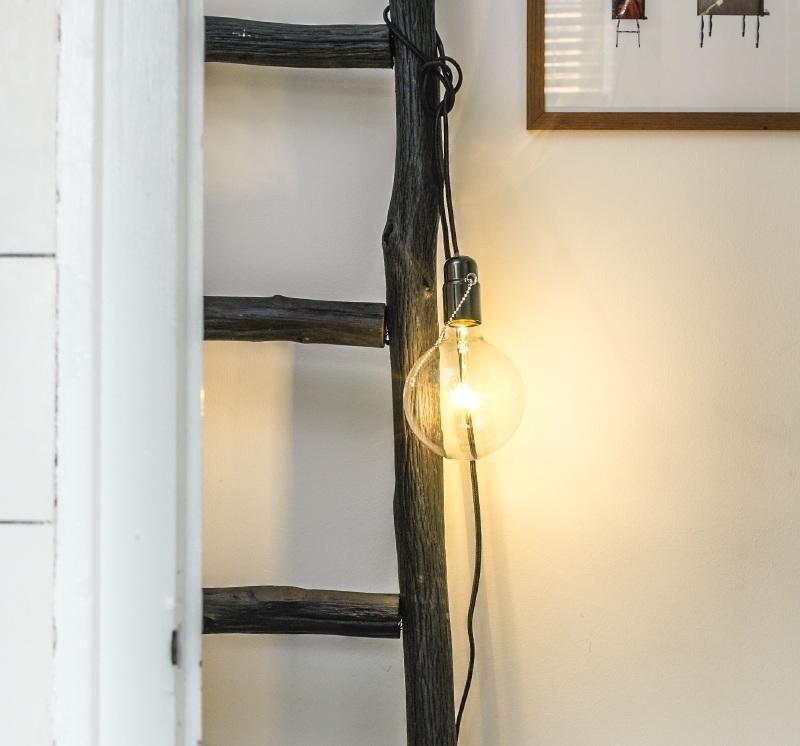 Snoerlamp met trekschakelaar