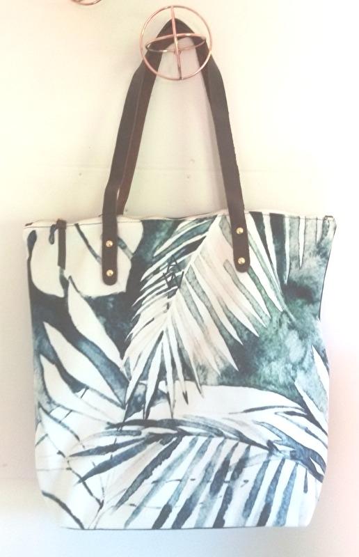 Tote bag Mystic Jungle