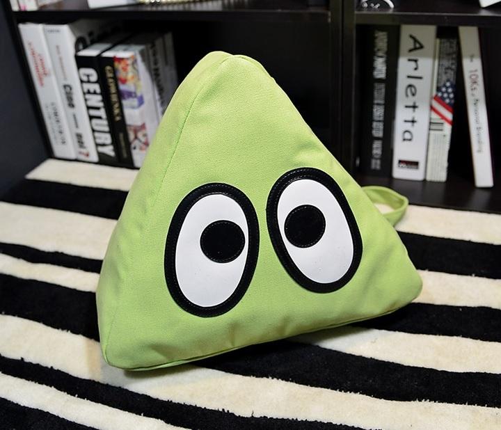 Rugzak Little Monster - groen