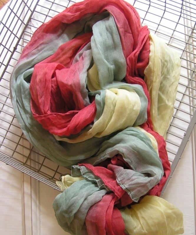 tor701 Sjaal colors