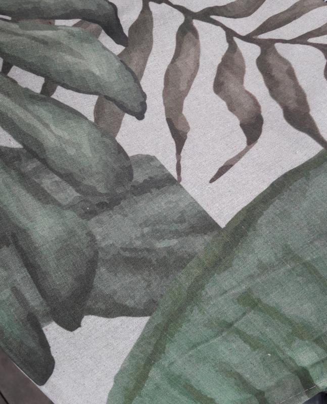 Wanddoek Botanisch