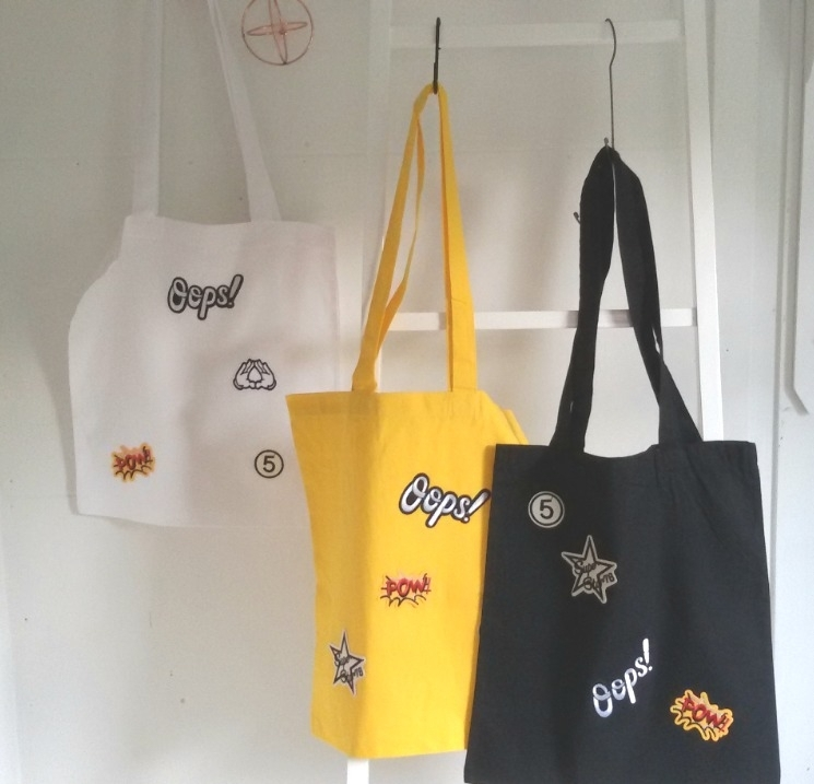 Tote bag Patch