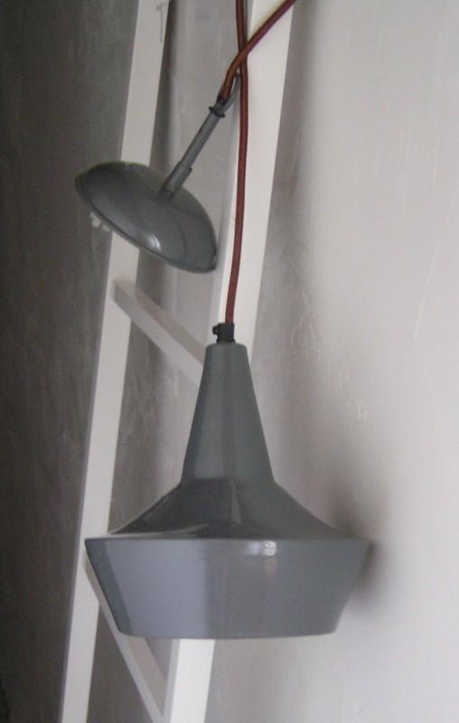 Hanglamp - grijs
