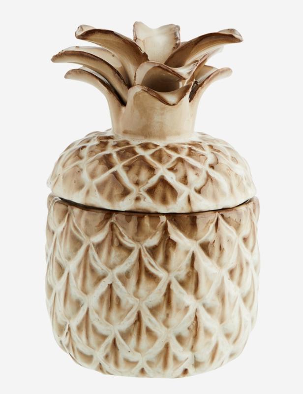 Opbergpot Ananas