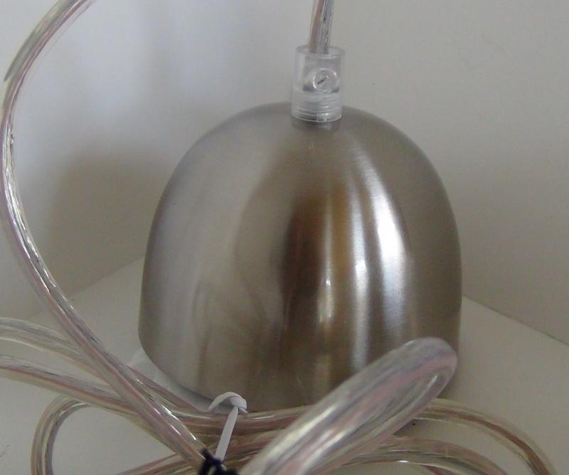 56695 Hanglamp Bross - mat chroom